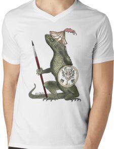 Dragon Artist Mens V-Neck T-Shirt