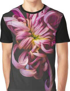 Chrysanthemum with bed head Graphic T-Shirt