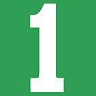 number 1 by mayatut