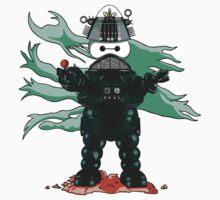 Forbidden Robot Kids Tee