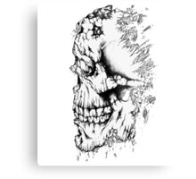 Destruction of Death Series 2 Metal Print