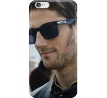 Romain Grosjean 2013 III iPhone Case/Skin