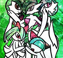 .::The Emotion Family::. by ScribbleSketch