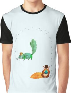 The Great Mystery  Graphic T-Shirt