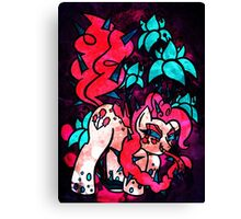 .::My Little Pony Laughter Is Infectious::. Canvas Print