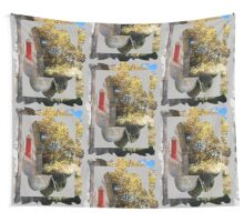 cold water source Wall Tapestry
