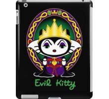 Evil Kitty iPad Case/Skin