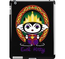 Evil Kitty iPad Case/Skin