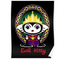 Evil Kitty Poster