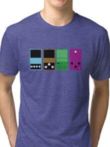 Pedal set 1 Tri-blend T-Shirt
