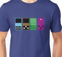 Pedal set 1 Unisex T-Shirt