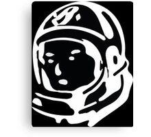 BBC Astronaut Head (Logo) Canvas Print