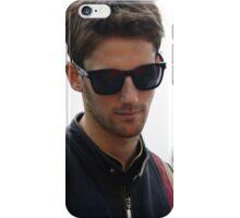 Romain Grosjean 2013 II iPhone Case/Skin