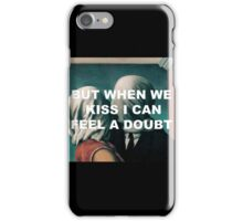 The Lovers Goin' Down iPhone Case/Skin