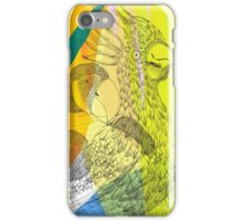 Latest gossip from the birds iPhone Case/Skin