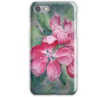 Flower of Crab-apple iPhone Case/Skin