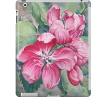 Flower of Crab-apple iPad Case/Skin