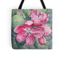 Flower of Crab-apple Tote Bag
