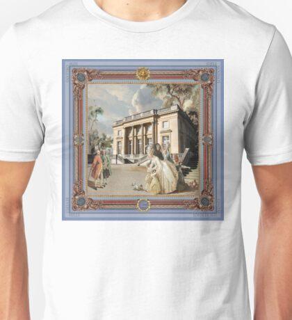 Petit Trianon Versailles Unisex T-Shirt
