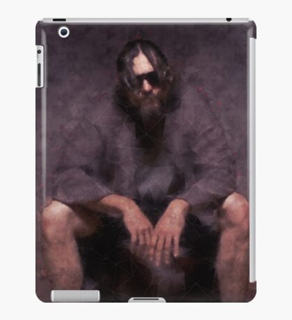Big Lebowski - The Dude iPad Case/Skin