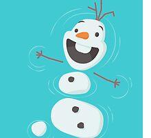 Olaf by amidotlee