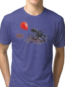 This is my Balloon Tri-blend T-Shirt