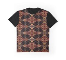 Abstract Paint Swirls 3 Graphic T-Shirt