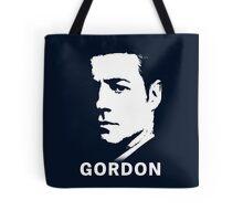 Gotham & Batman - James Gordon Portrait Tote Bag