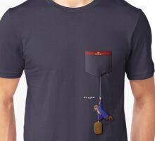 Pocket Pirate Unisex T-Shirt