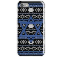 Hanukkah Ugly Christmas Sweater T-Shirt, Men Women Gift T-Shirt iPhone Case/Skin