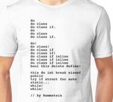 By rammstein Unisex T-Shirt
