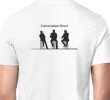 The Grand Tour Conversation Street Unisex T-Shirt
