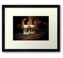 Baby Guinness Framed Print