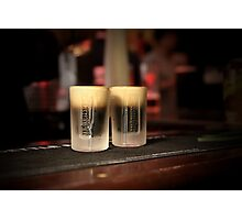 Baby Guinness Photographic Print