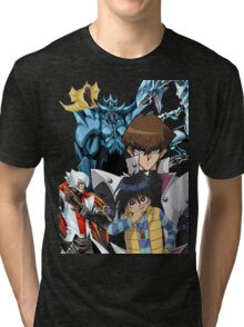 Yu-Gi-Oh - Kaiba Tri-blend T-Shirt
