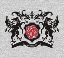 Coat of Arms - Ranger One Piece - Long Sleeve