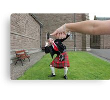 Under the Thumb Canvas Print
