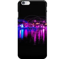 Dancing Lights two iPhone Case/Skin