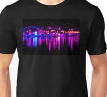 Dancing Lights two Unisex T-Shirt