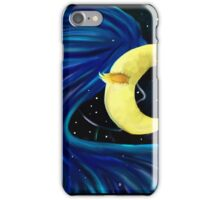 Woman of the Night.  iPhone Case/Skin