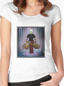 Aesthetic Zenyatta Women's Fitted Scoop T-Shirt