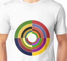 Abtract circle Unisex T-Shirt