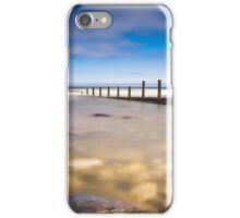 Seaham Beach in Clear Water iPhone Case/Skin