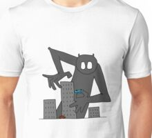 Under Attack - The Shadow Unisex T-Shirt