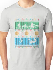 Upside Down Christmas Unisex T-Shirt