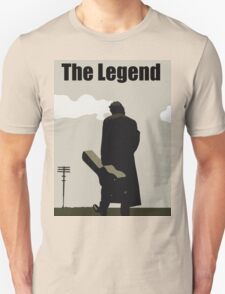 Johnny Cash the Legend T-Shirt