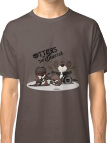 OTTERS OF DEATHMETAL v.1 Classic T-Shirt