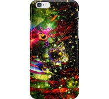 Radial Velocity_NGC3603.png iPhone Case/Skin