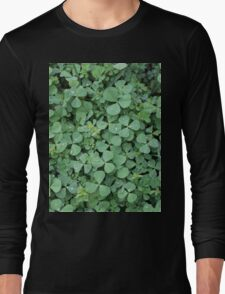 Saint Patricks Day Long Sleeve T-Shirt