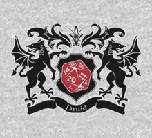 Coat of Arms - Druid One Piece - Short Sleeve
